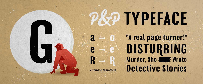 Schriftgestaltung für Pen & Paper, Typespecimen Schriftentwicklung und Font, TypefaceDesign
